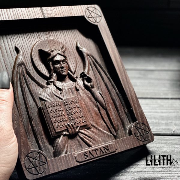 Икона Сатаны