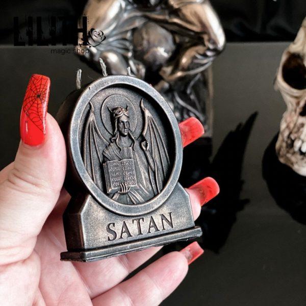 """Свеча """"Сатана"""""""